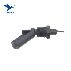 best selling 220v mk pcfs6 fish tank side mount horizontal water level sensor liquid float switch pp floating switch