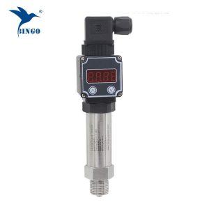 Pemancar tekanan hidraulik 4 ~ 20mA, 0 ~ 5V