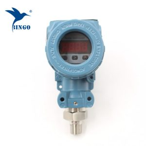 Pemancar tekanan 4 ~ 20ma dengan paparan LED