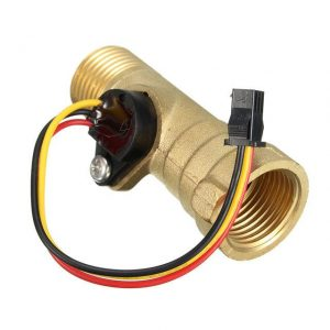 DC-5V-15mA-Brass-1-2-inci-Thread-Hall-Effect-Water-Flow-Sensor-Switch-Flow-Meter