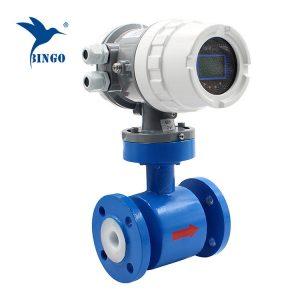 Flowmeter elektromagnet untuk air FlowmeterElectromagnetic untuk air