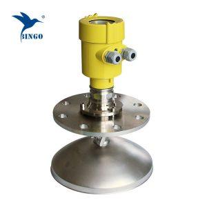 Kekerapan tinggi 4-20mA Pemancar tahap radar output Hart untuk habuk yang kuat