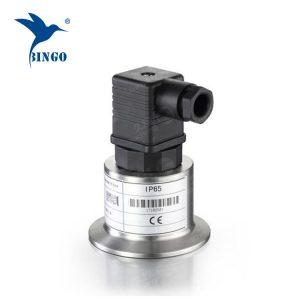 Sensor Tekanan Keluli Tahan Karat, Pemancar Tekanan Hidrologi Piezoresistive, Anti-Letupan
