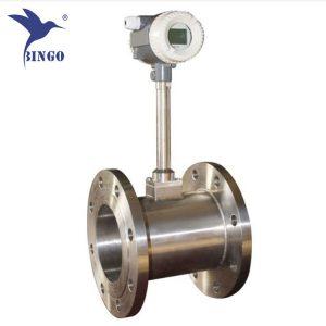 flange vortex-menumpahkan meter aliran udara digital