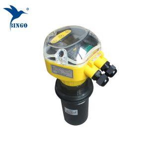 sensor paras air ultrasonik dengan paparan LCD